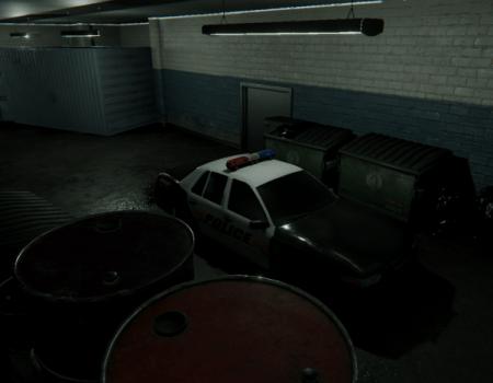 Parking Garage Environment