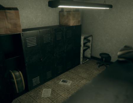 Abandoned Hospital Environment