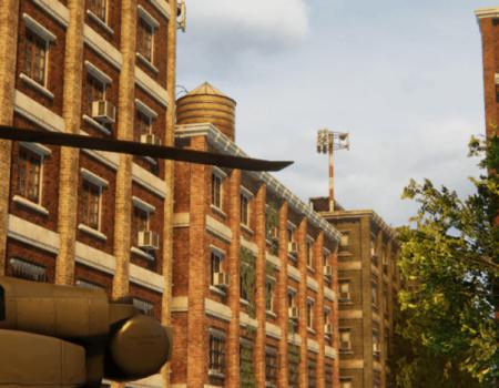 City Modular Environment